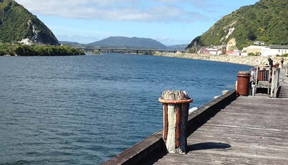 Port of Greymouth - Grey District Council