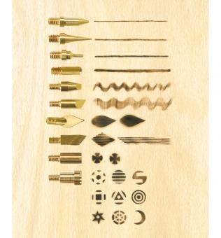 Creative Hobby Wood-Burning Tip | Peter Bausch's Hobby-Shop