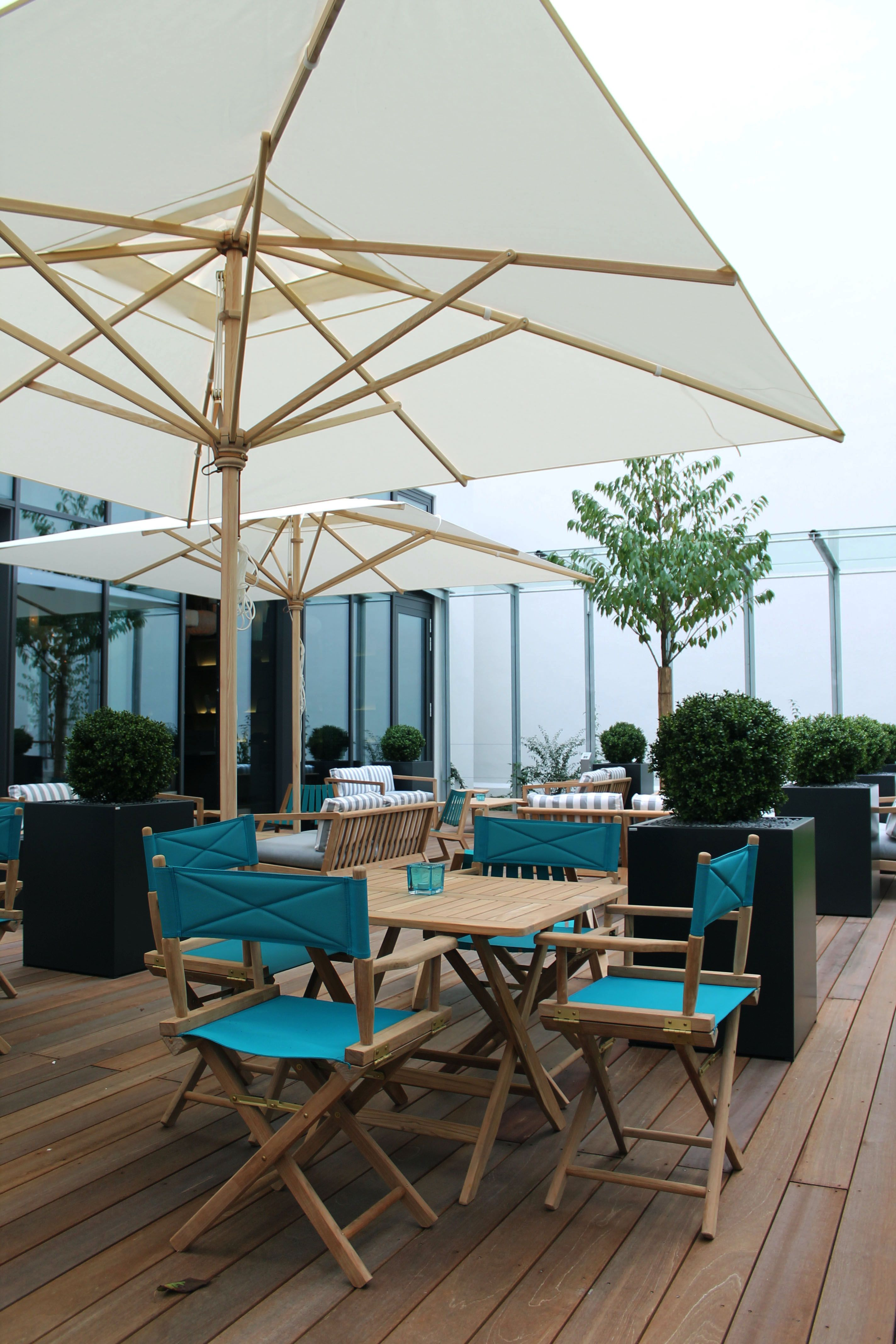 Hotel Bremen Motel One | Motel One Outdoor Lounge