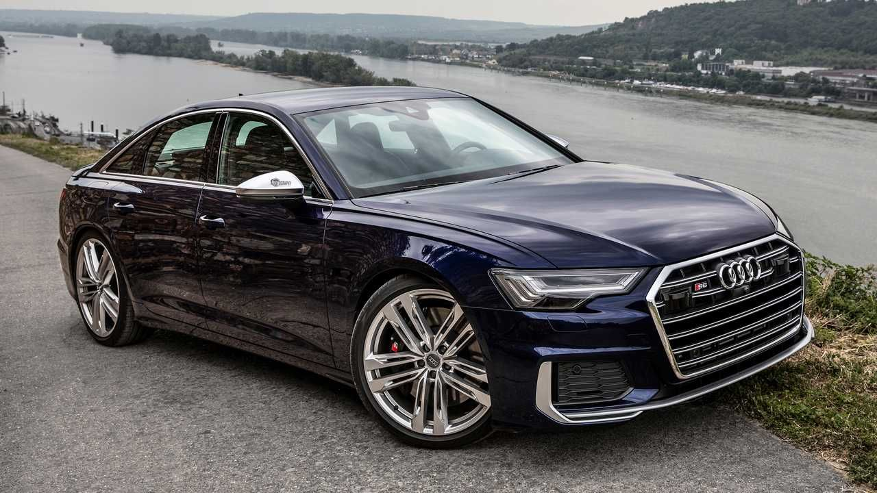 2020 Audi S6 Sedan Shows It's The Whole Package On Video