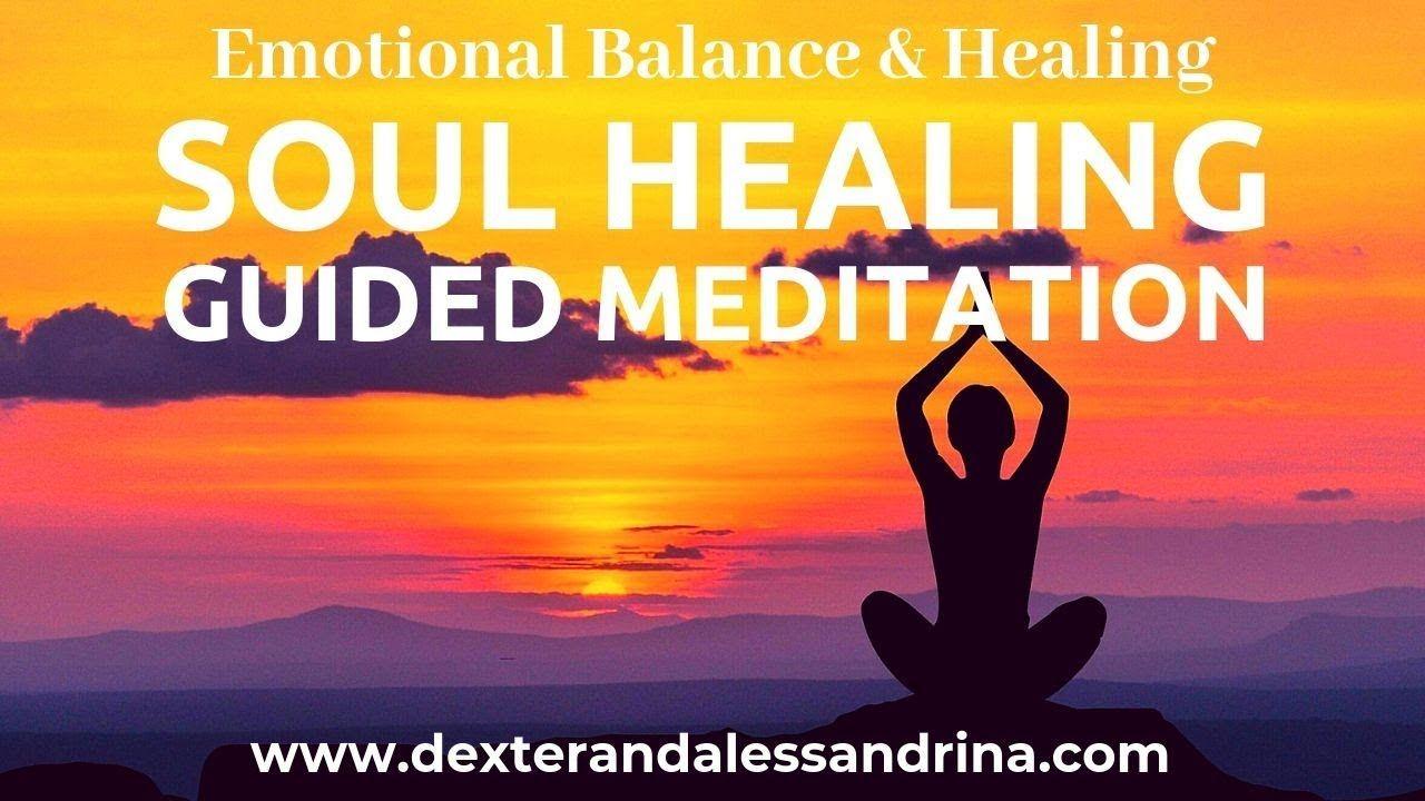 NEW Soul Healing Guided Meditation (Dr Joe Dispenza students