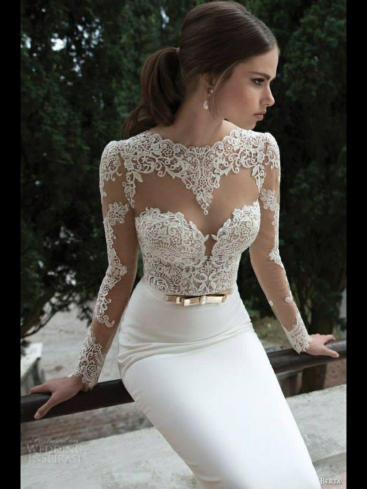 vestidos de novia pinterest - buscar con google   novia