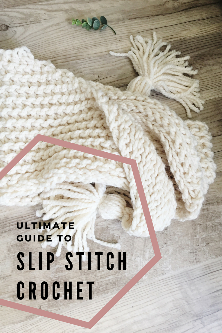 The Ultimate Guide That Will Help You Master Slip Stitch Crochet