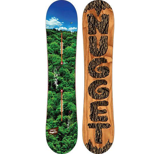 The Nugget | Burton Snowboards