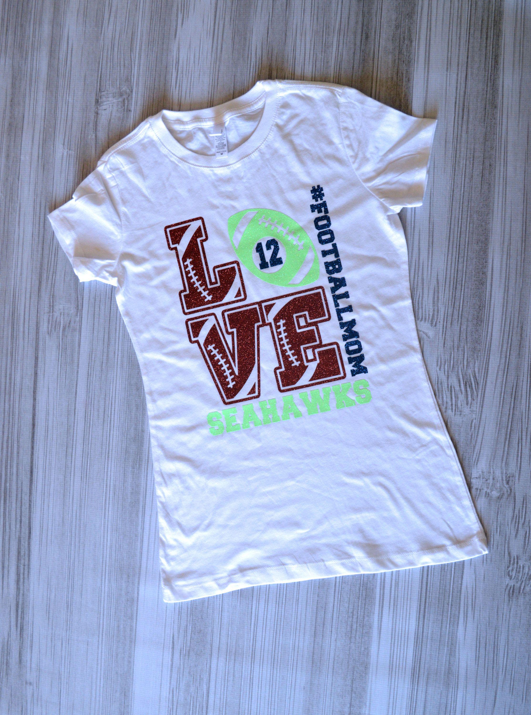 90ca1c8e6dbb Football Mom Shirts