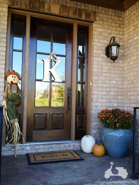 Fall Front Door Decor Front Door Decor Fall Front Door
