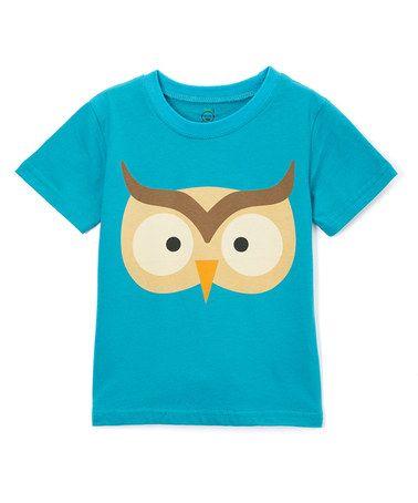 Look at this #zulilyfind! Woodland Owl Shirt - Infant #zulilyfinds