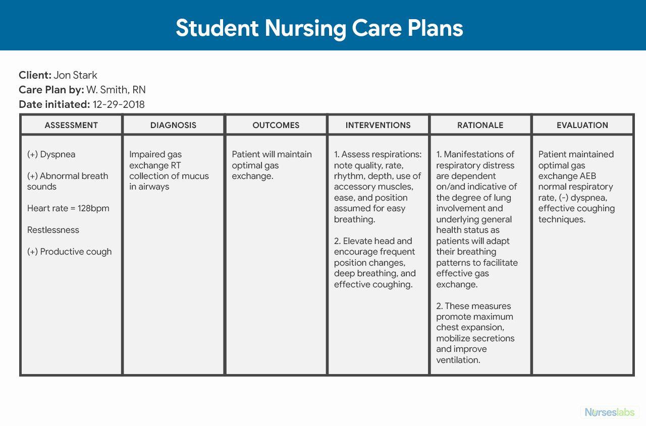 Nursing Patient Teaching Plan Sample Awesome Nursing Care ...
