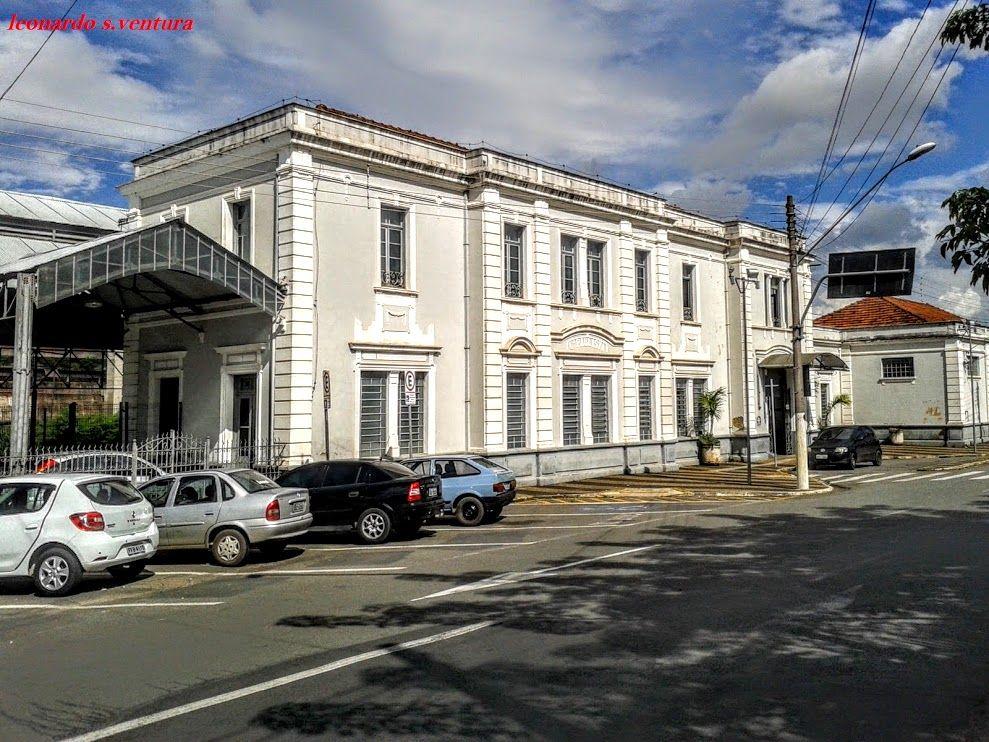 Estação ferroviária em LIMEIRA/SP