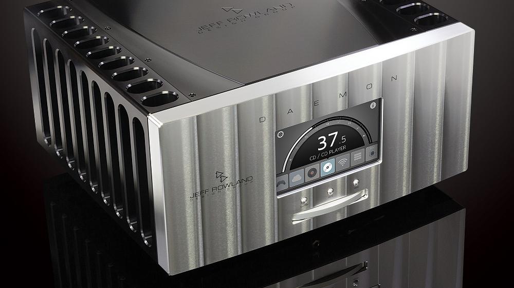 Jeff Rowland Design Group Daemon Integrated Amplifier Audio Design Integrated Amplifier Hifi Audio