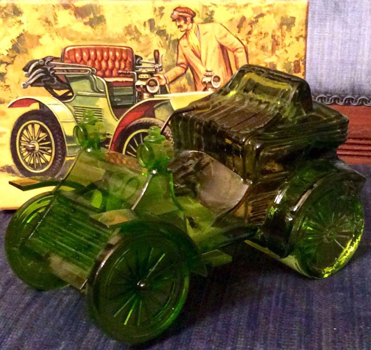 Avon Vintage Flacon Automobile Rétro Années 70 Années
