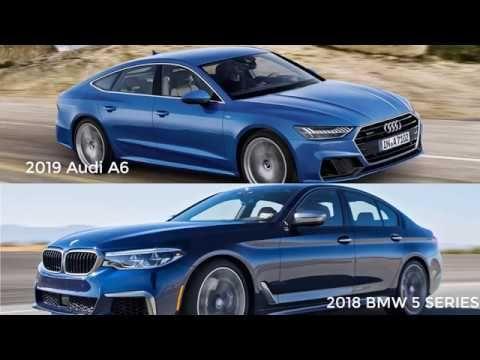 2019 Audi A6 Vs 2018 Bmw 5 Series Mt Cars Cars Bmw 5