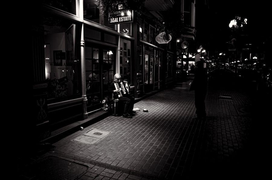 The Music Man by Corey  Gautereaux, via 500px