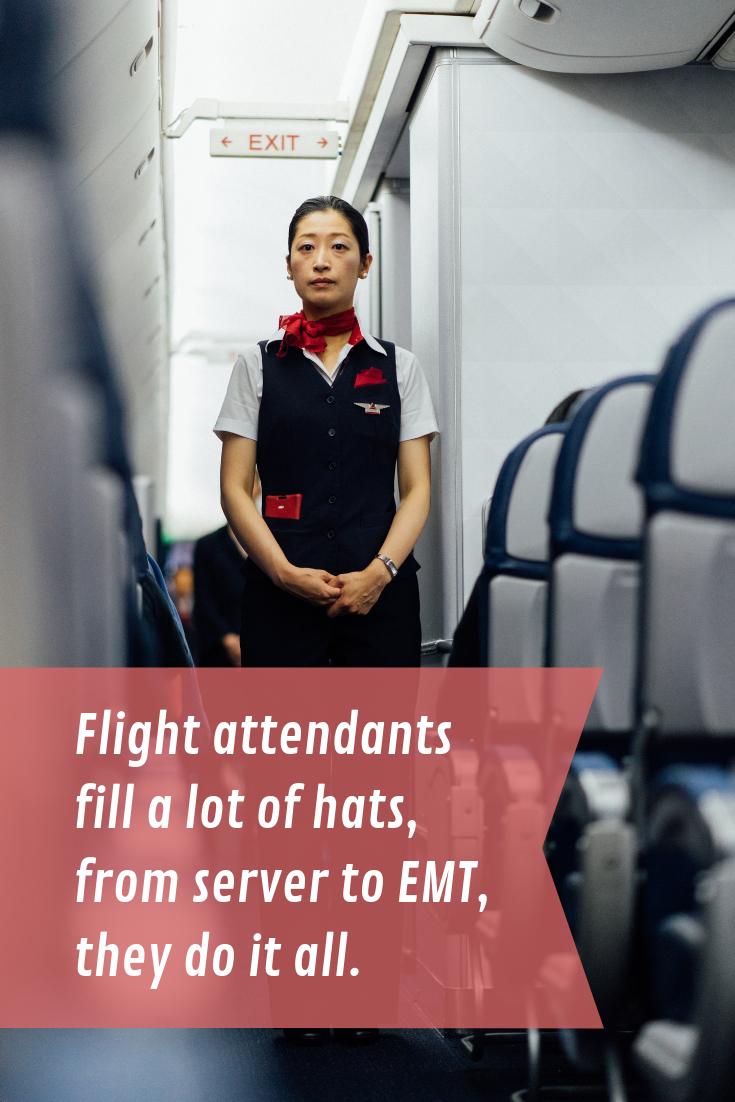 How Much Do Flight Attendant S Make Flight Attendant Job Interview Career