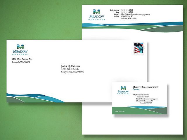 Letterhead And Envelope Printing Arts - Arts
