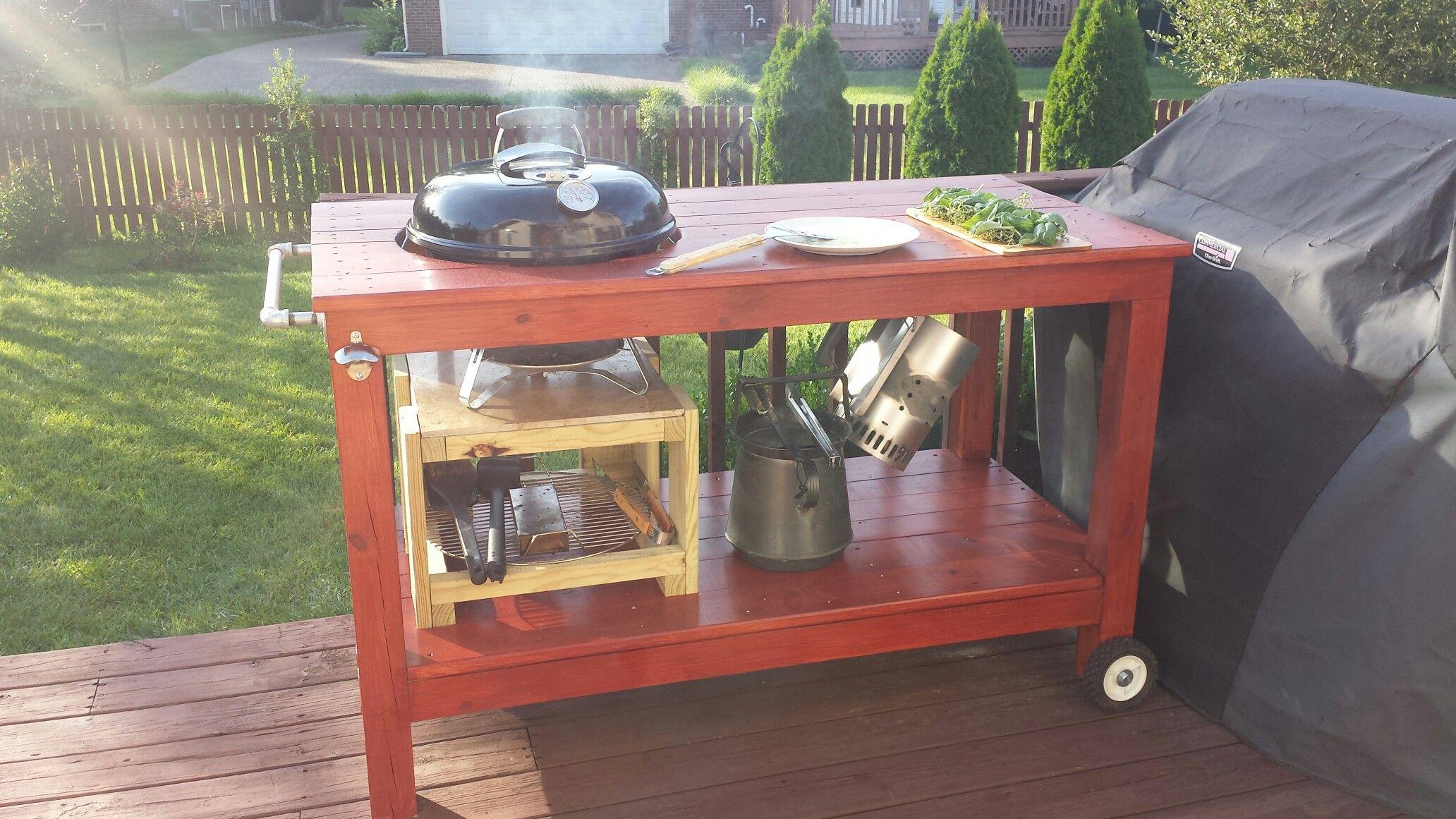 Weber Smokey Joe Table.Weber Smokey Joe Table Www Topsimages Com