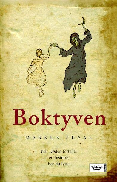 Romanen, som filmen Boktyven bygger på, er skrevet av Markus Zusak. Les utdrag her: http://issuu.com/cappelendamm/docs/utdrag_fra_markus_zusak_boktyven