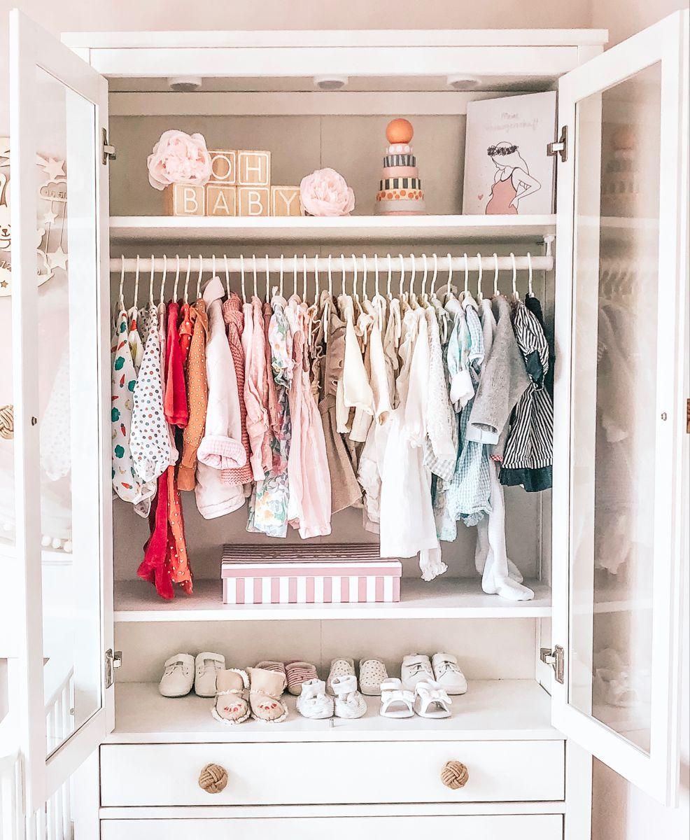 Diy Ikea Hemnes Baby Kleiderschrank Kleiderschrank Kinderzimmer Baby Kleiderschrank Kinder Zimmer