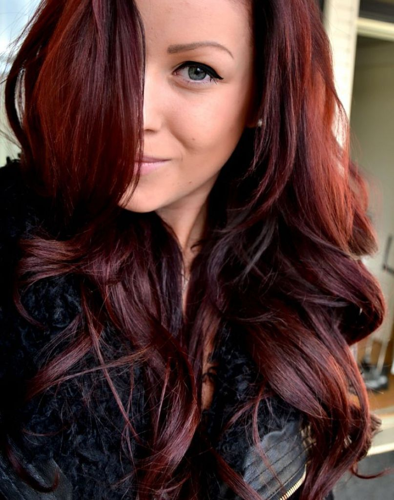 Bilder Haarfarben Pin By Senada On Highlights Hair Color Auburn Dyed Hair Auburn
