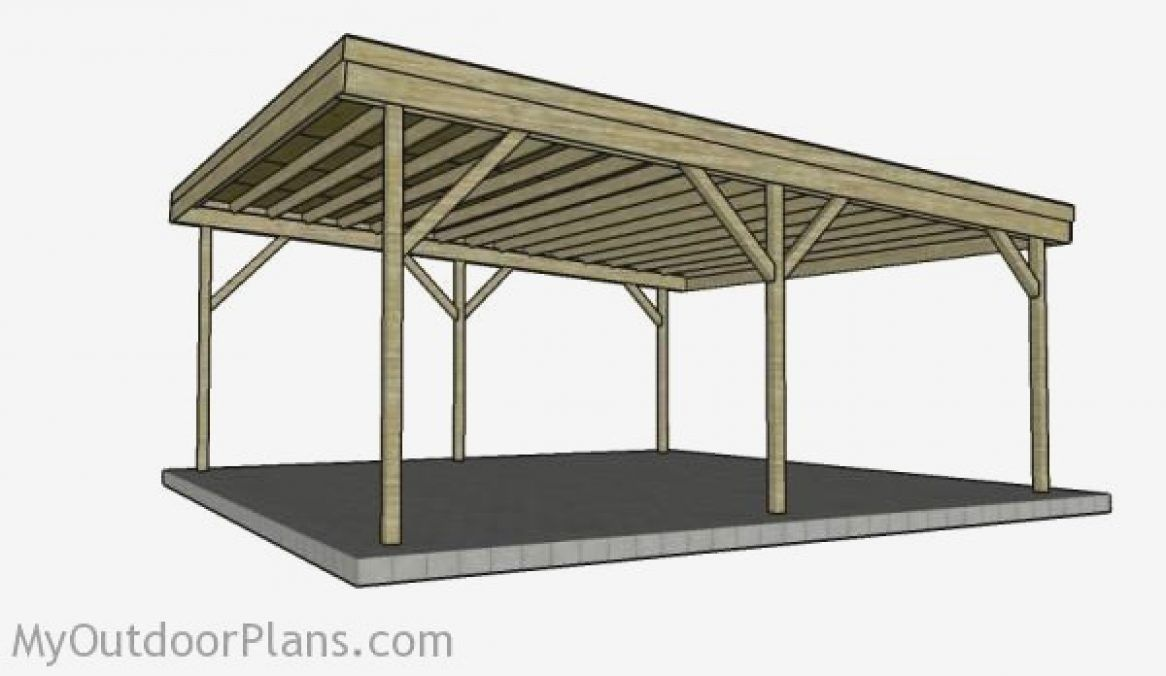 Carport Layout Carport plans, Building a carport, Diy