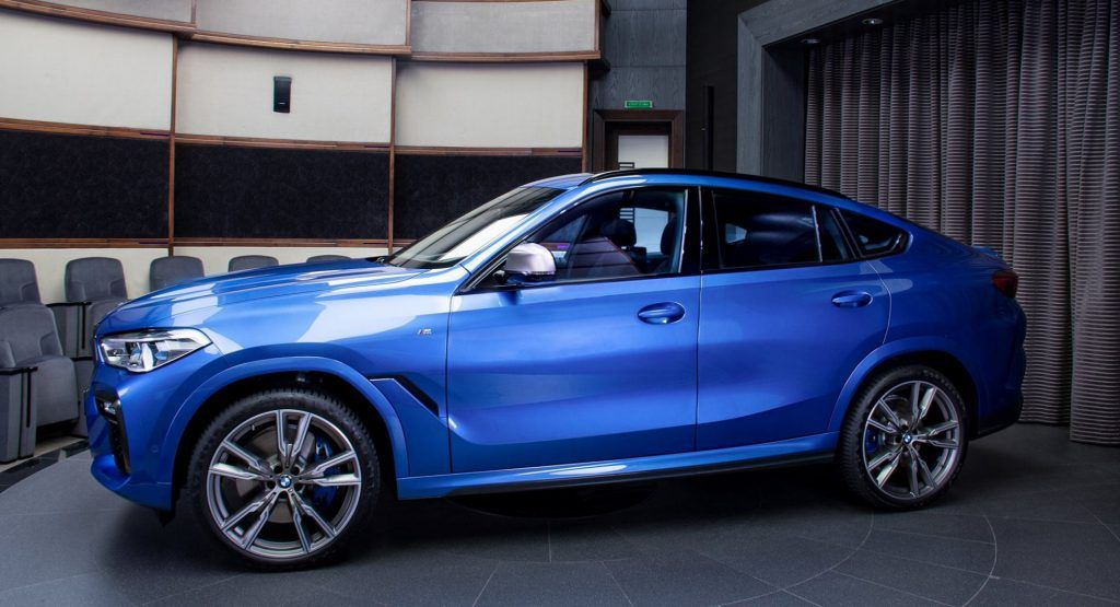 How Does Riverside Blue Look On The 2020 Bmw X6 M50i In 2020 Bmw Blue Bmw X6 Bmw