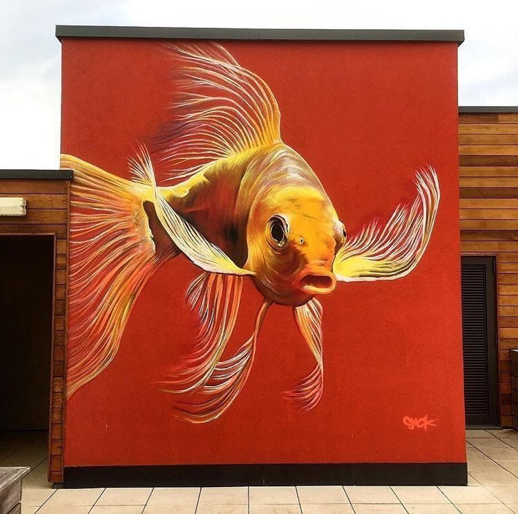 SMOK Edginem, Belgium | street art