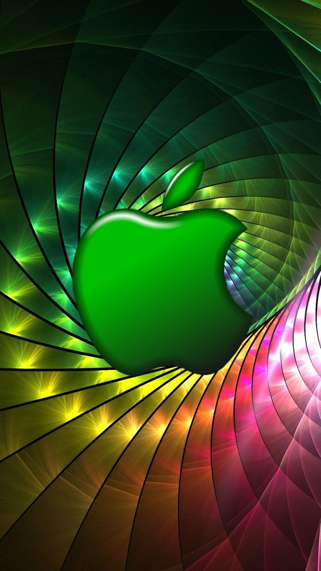 Fractal Apple Micromax A110 Canvas 2 Hd Wallpapers Available For