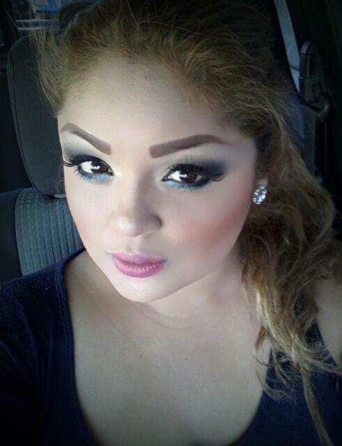 Maquillaje Glitz & glam ☆