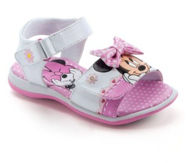 Step /& Stride Dinet Girls Adjustable Sandal