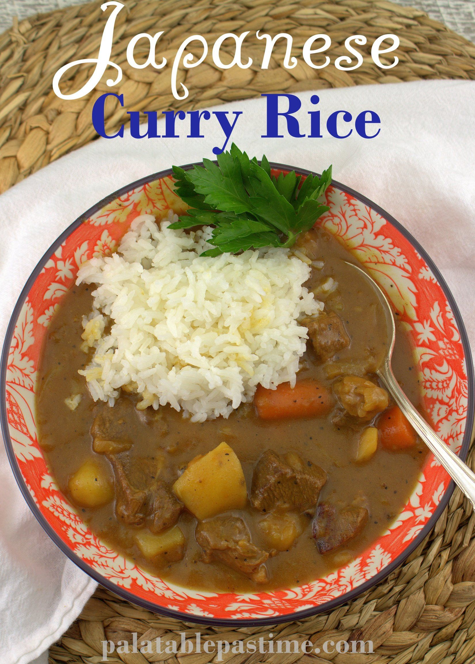 Japanese Beef Curry Kare Raisu Beef Curry Stew Recipe Japanese Beef Beef Curry