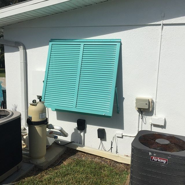 Bahama Shutters Provide Brevard County And Central Florida