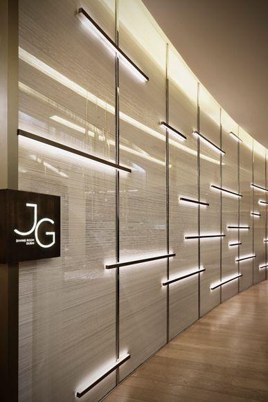 Jg Dubai Works Curiosity キュリオシティ 壁の設計 キュリオシティ