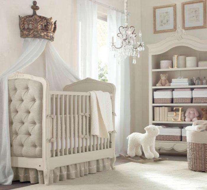 1001 ideen f r babyzimmer m dchen tolle kinderzimmer - Kinderzimmergestaltung baby ...