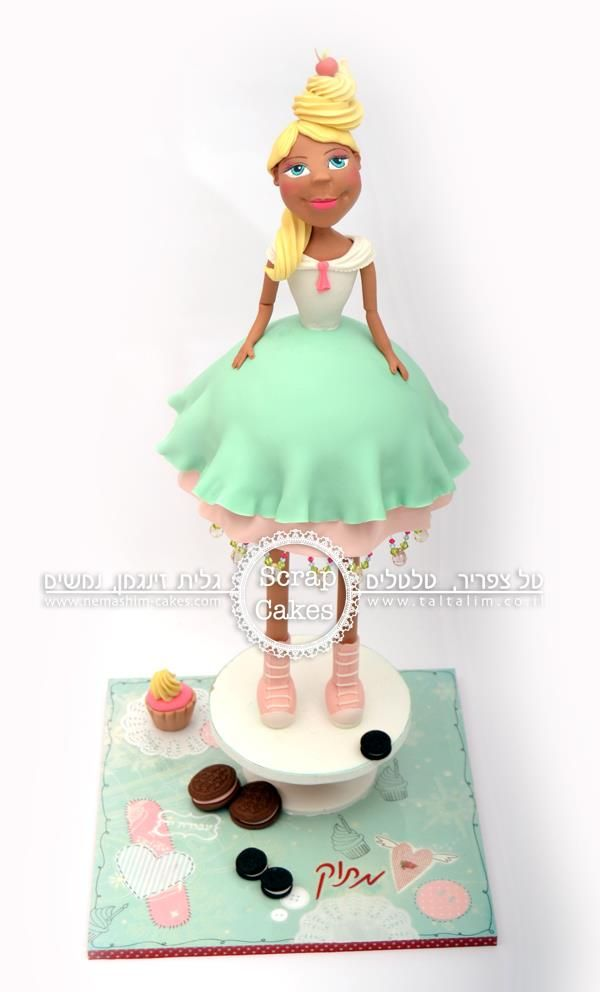 Nemashim-Cake adventures | Cake, Fondant cake tutorial ...