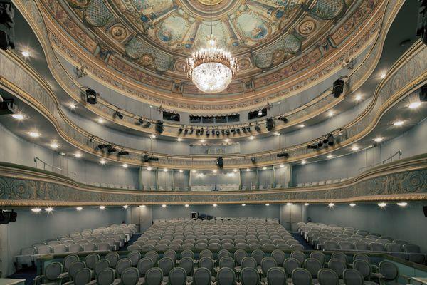 Franck Bohbot Photographie Les Theatres Parisiens Photographie Image Paris Parisiens
