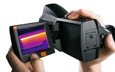 New Drivers: Testo 876 Thermal Imager