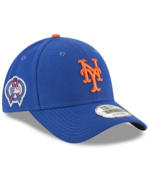 sports shoes 8c0ee 57ec7 New Era New York Mets 9-11 Memorial 9FORTY Cap - Blue Adjustable