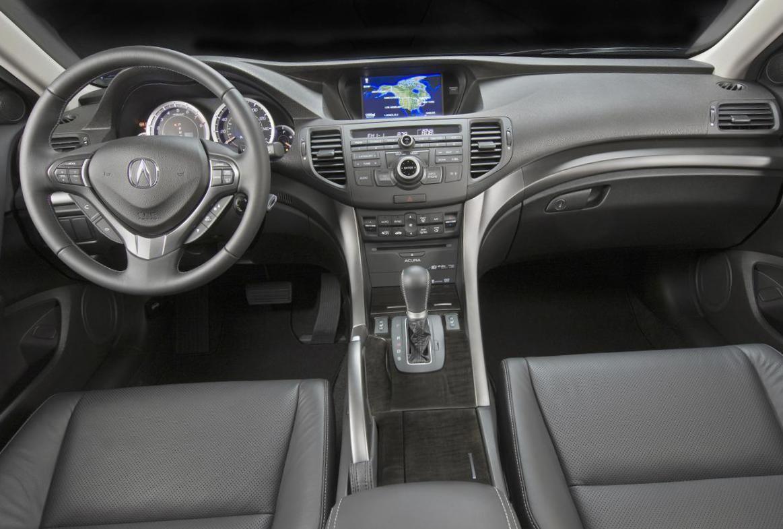Acura TSX Sport Wagon lease Галерея