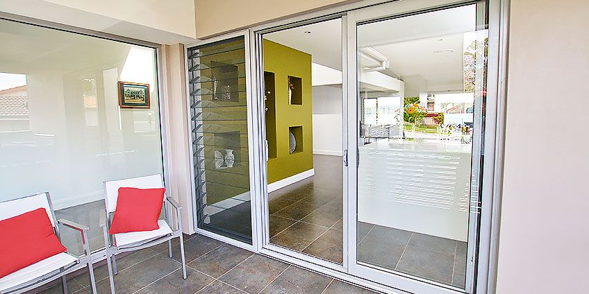A Practical Solution For Busy Homes, The Paragon Sliding