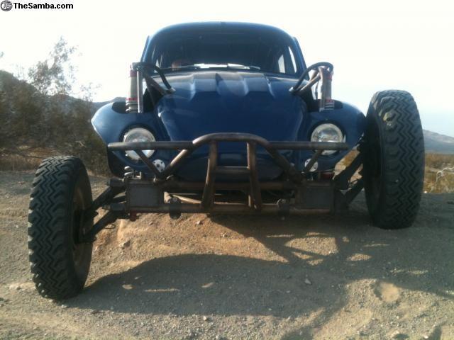flexy baja bug