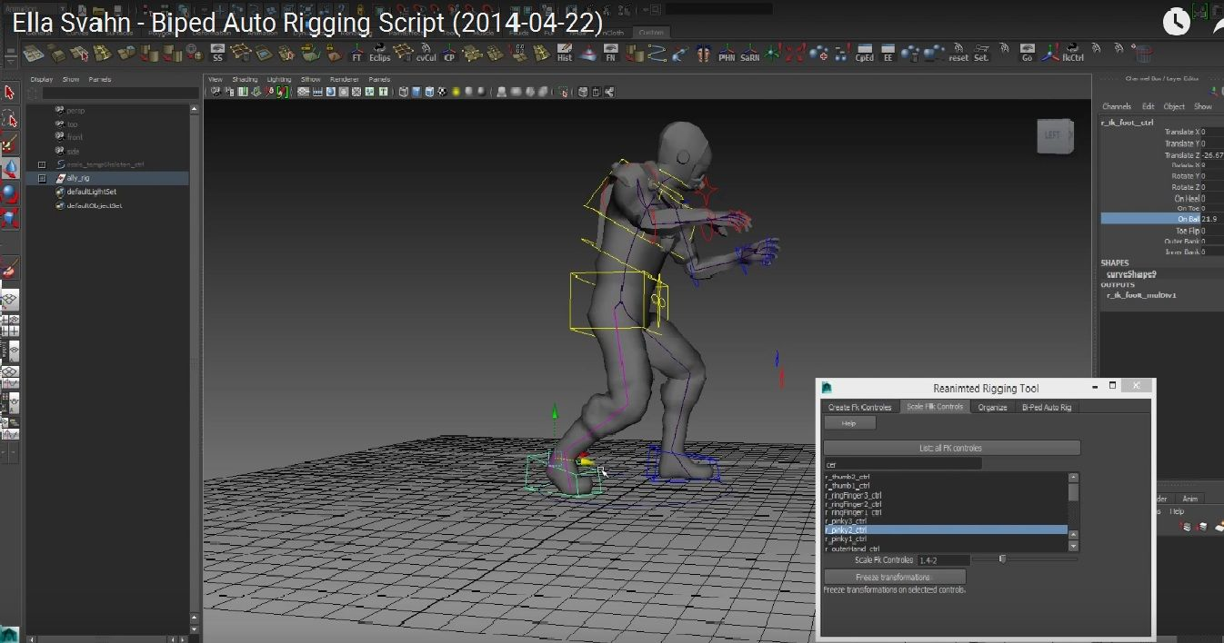 Realflow Plugin For Maya 2014 Free Download