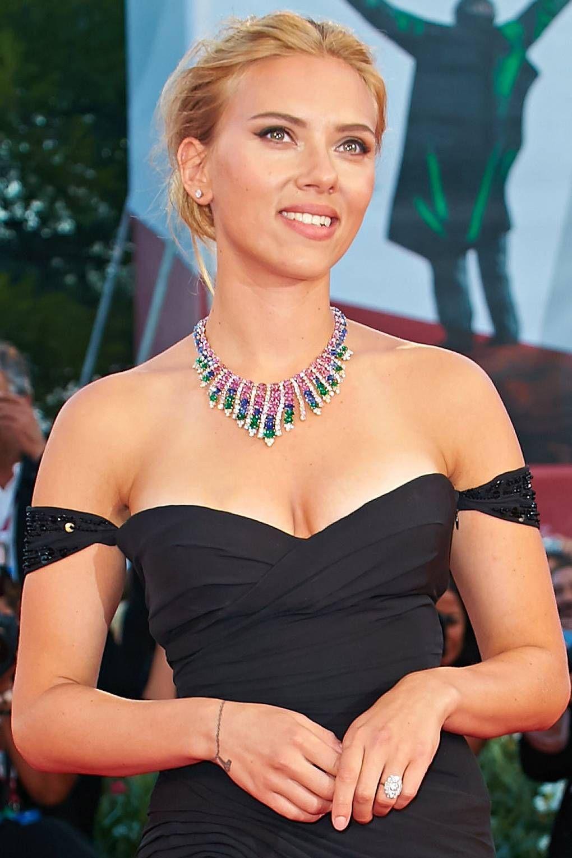 Scarlett Johansson's Engagement Ring Here Are Better