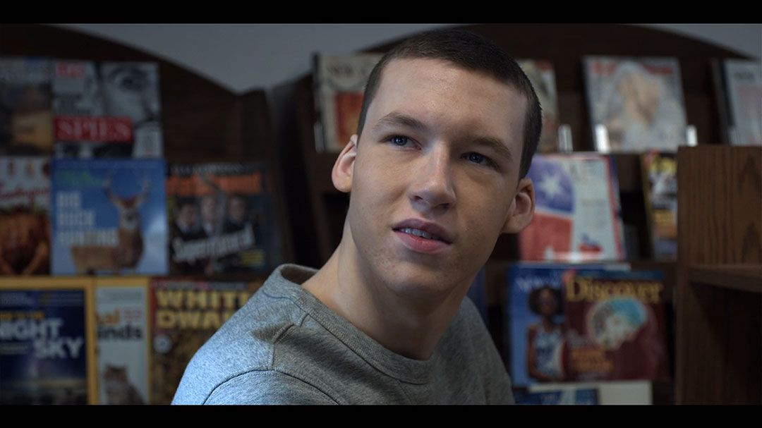 Devin Druid As Tyler Down In Season 2 Episode 13 Of 13 Reasons Why