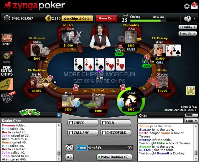 Ultimate poker astuces msn free games blackjack