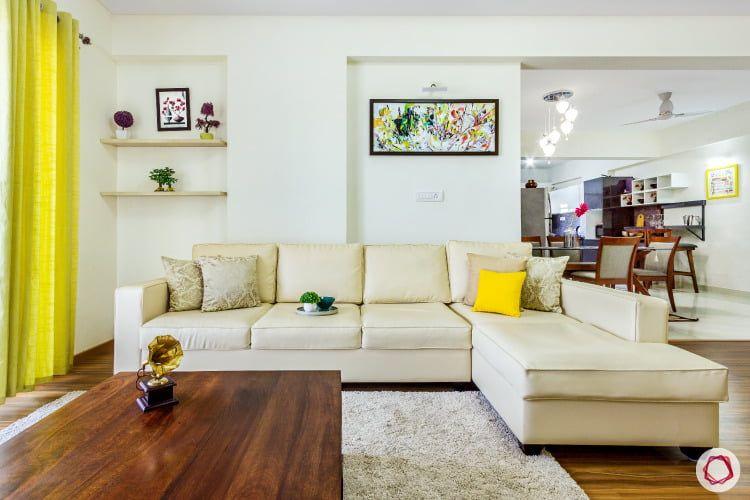 3bhk Gets Cosy Modern Interiors Interior Top Interior