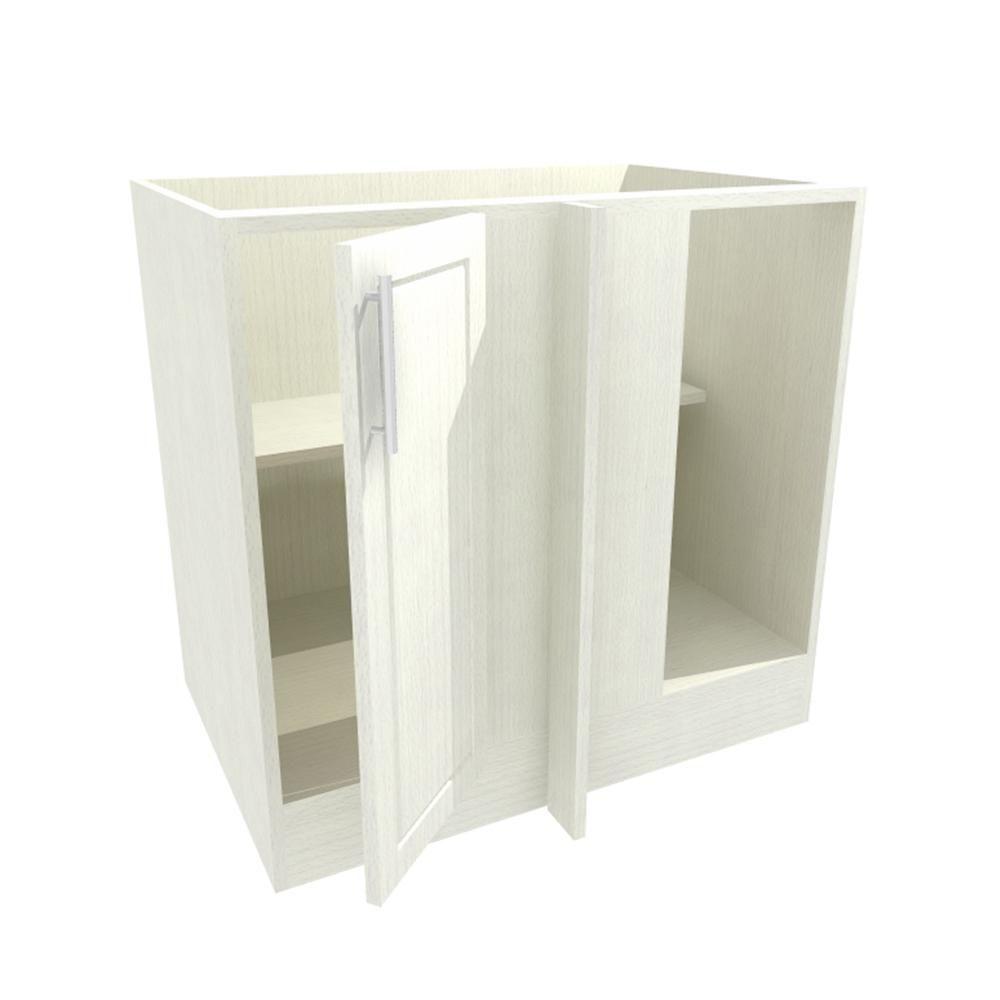 Palm Beach Open Back Blind Base Corner Cabinet Full Height