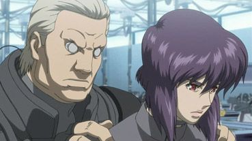 Ghost In The Shell Stand Alone Complex Solid State Society Dvd Ghost In The Shell Ghost Art Reference Poses