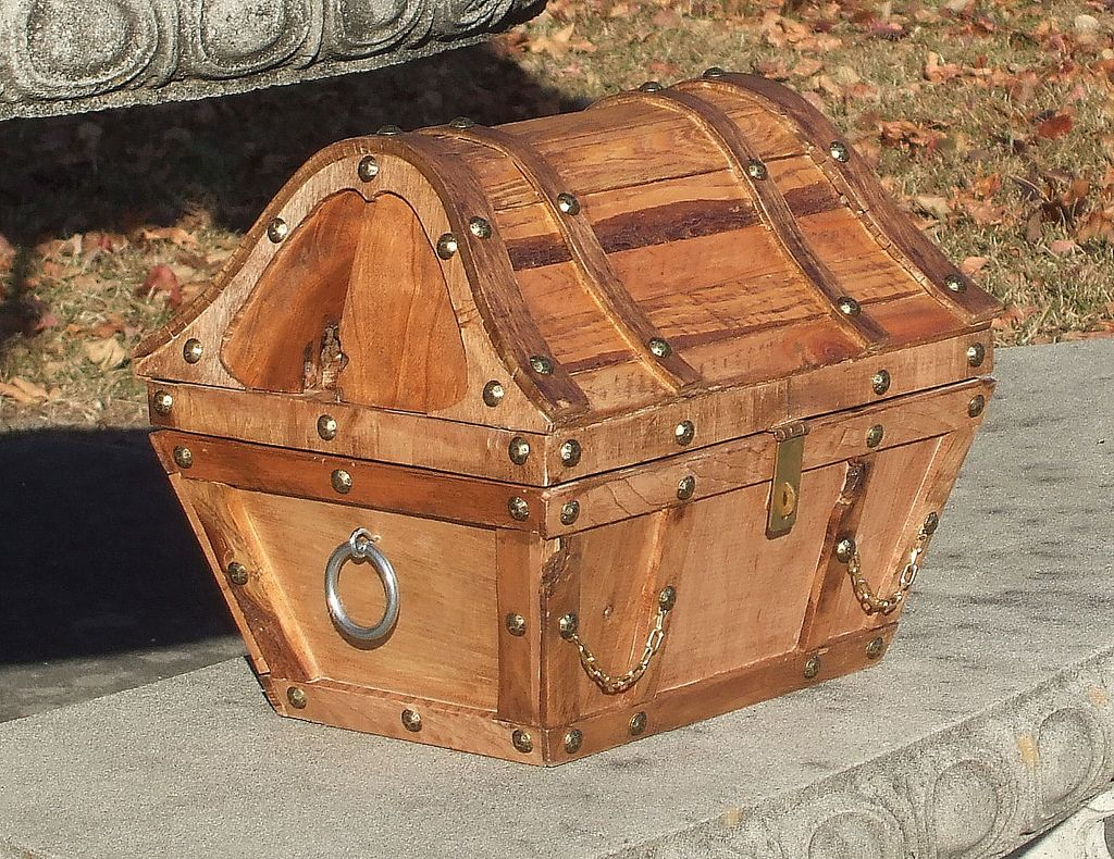Large New Wooden Storage Box Diy Crates Toy Boxes Set: Pin By Shawn Ryan On Treasure Chests In 2019