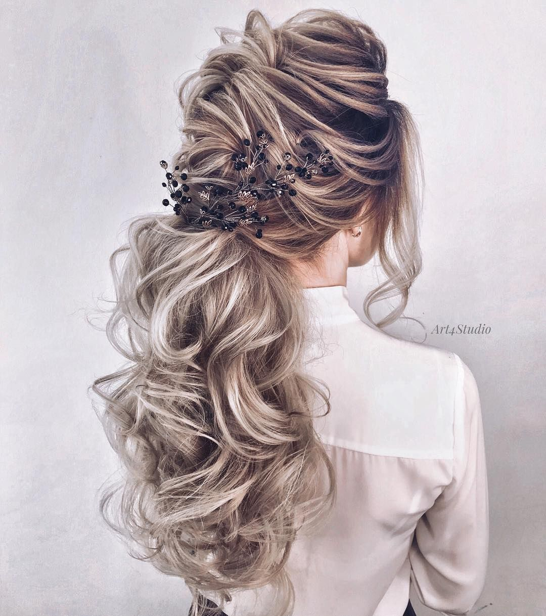 Best Long Wedding Hairstyles from Top Hairstylists Wedding