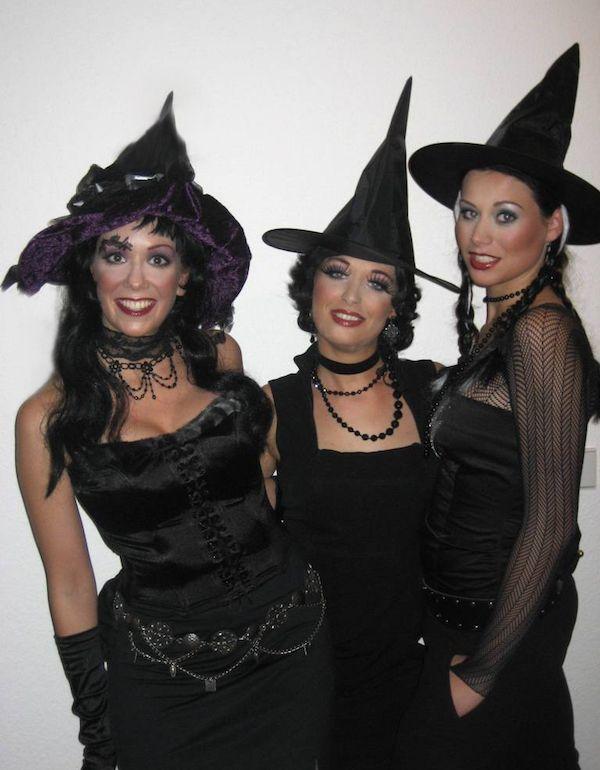 Hexenkostum Selber Machen Kostum Diy Halloween Costumes Witch